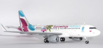 Airbus A320 Eurowings Holidays Herpa Collectors Model Scale 1:200 559157 E